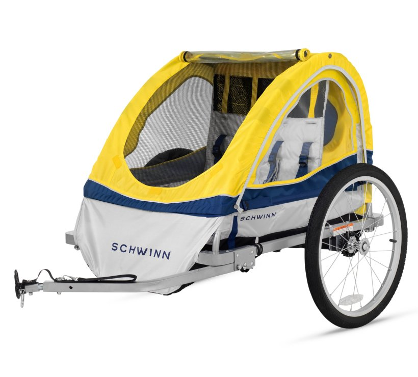 Schwinn joyrider bike trailer manual