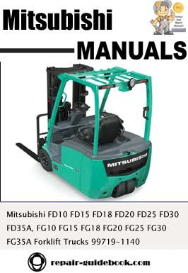 tcm forklift service manual pdf free download