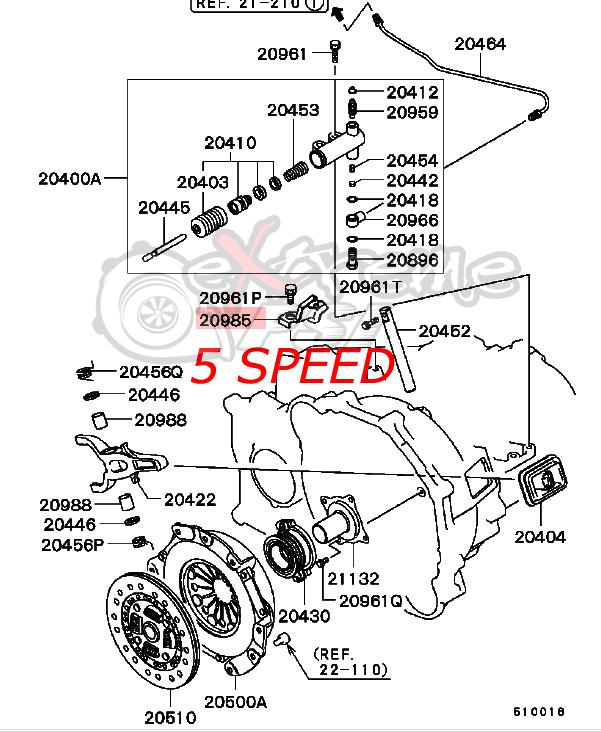 mitsubishi gearbox 5 speed manual pdf