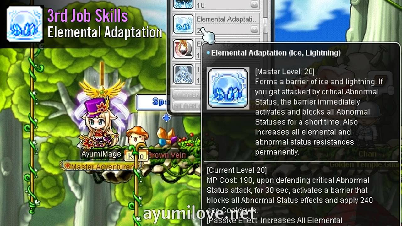 Maplestory hyper stats guide i l mage
