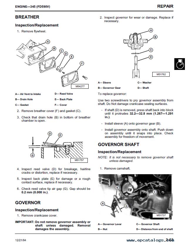 Parts Parts John Deere Manual Guide