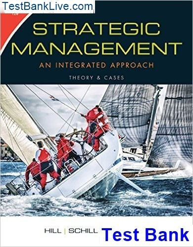 Strategic management an integrated approach 11th edition pdf free