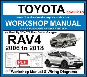 2012 toyota rav4 repair manual