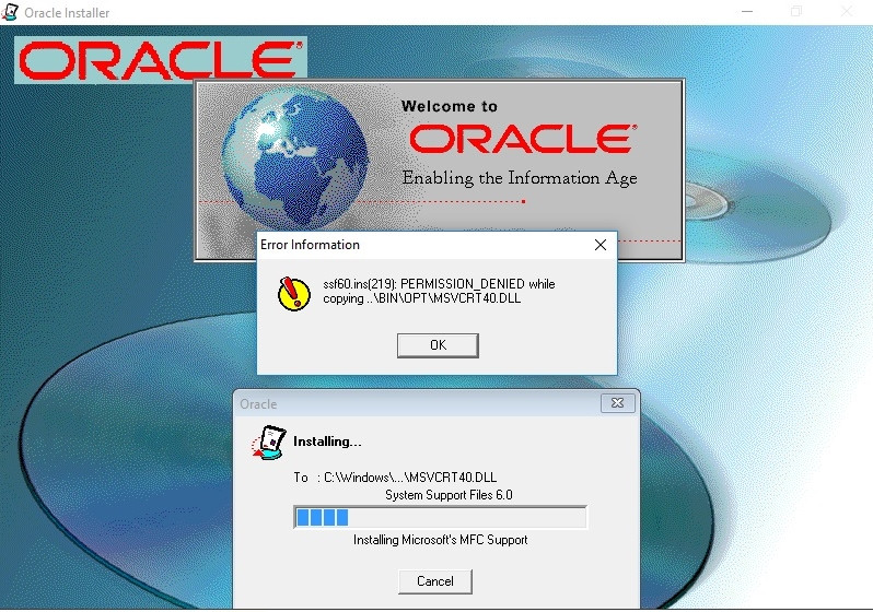 Oracle forms 6i installation guide