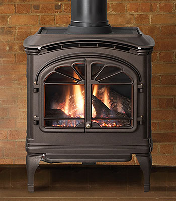 Cannon k38 gas fireplace manual