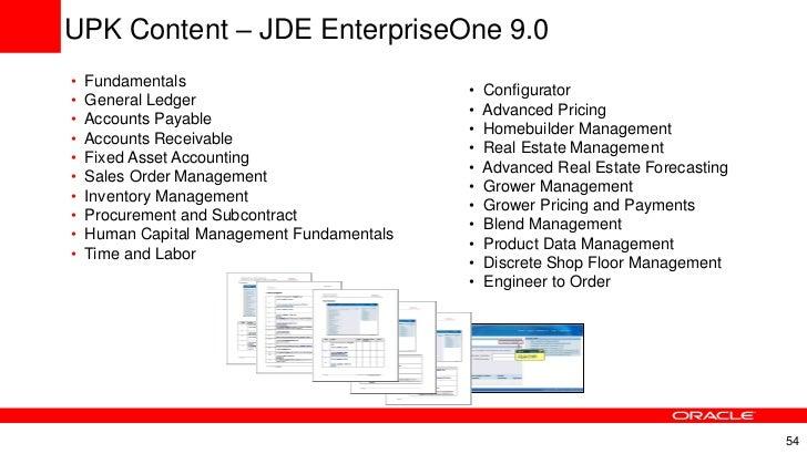 jd edwards training manual pdf