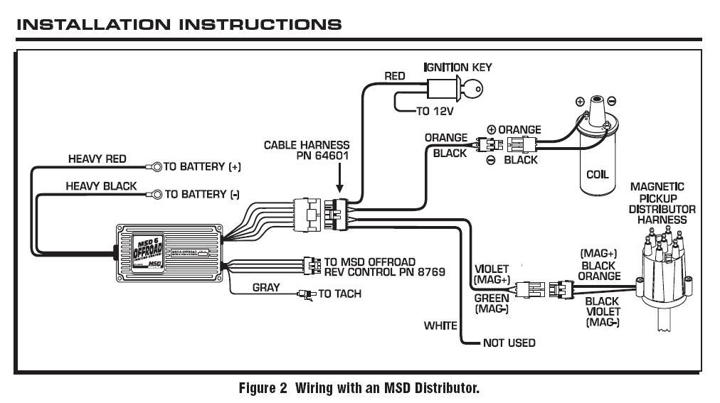 mallory hyfire 6 ignition box instructions