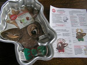 wilton transformer cake pan instructions