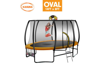 Kahuna trampoline assembly instructions