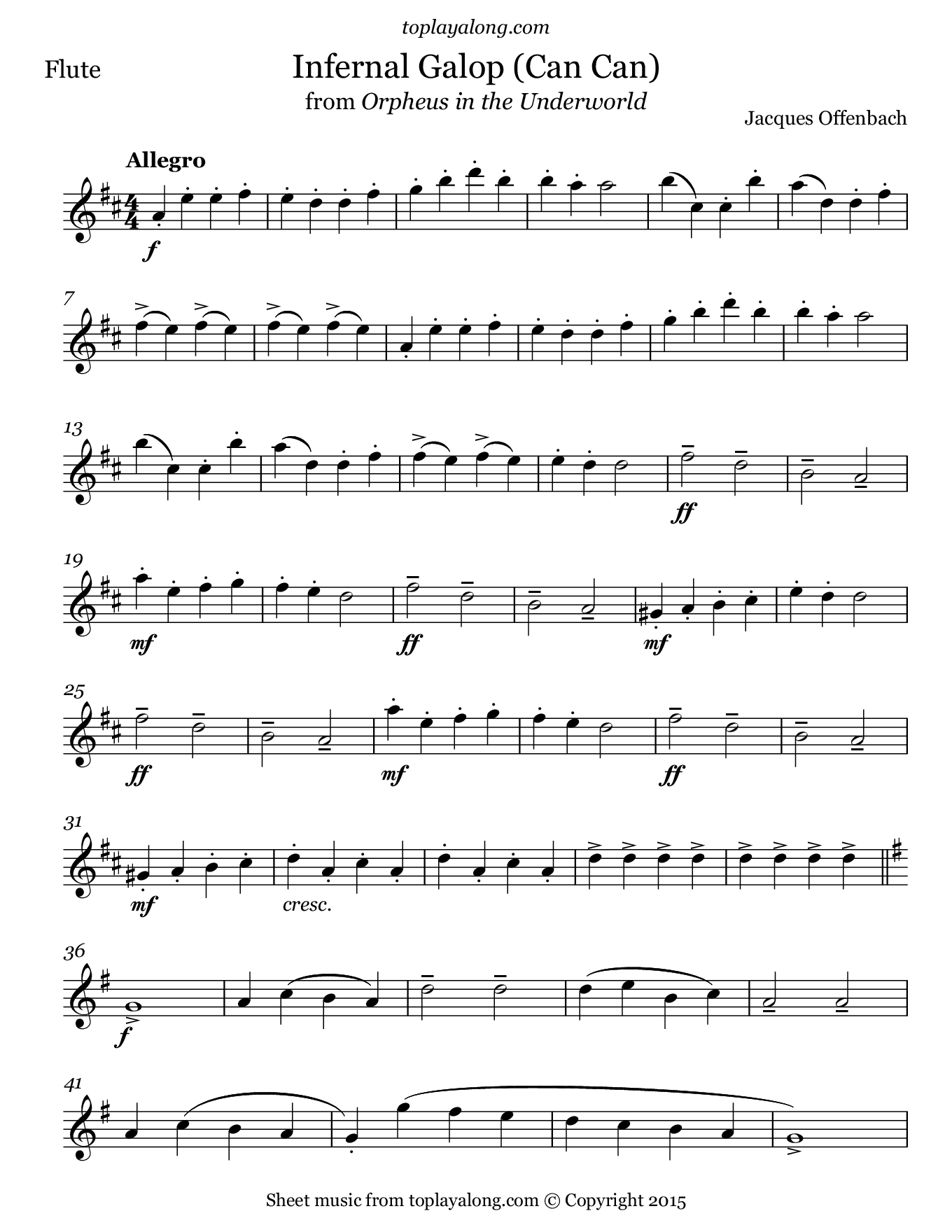 A few notes for orpheus pdf