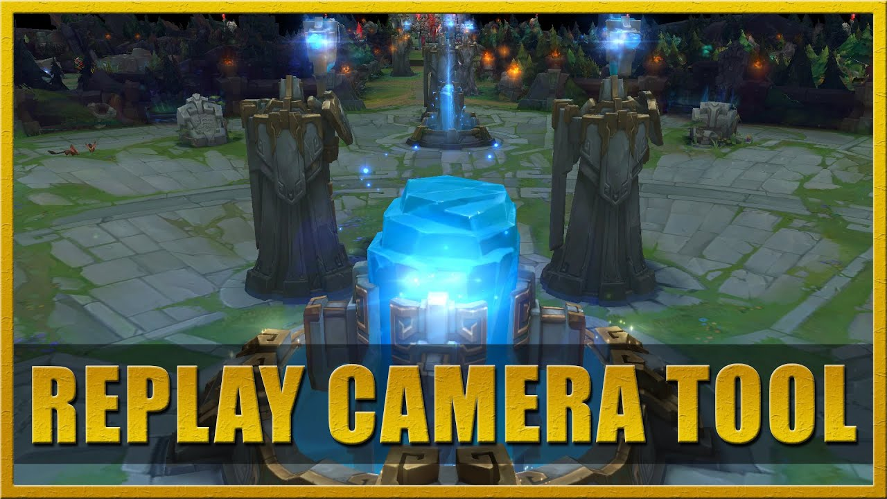 League of legends how to make camera mb1