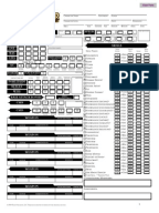 Pathfinder eidolon character sheet pdf