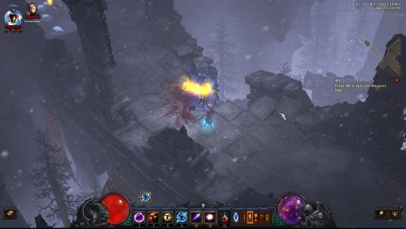 Diablo 3 ruins of sescheron how to get there