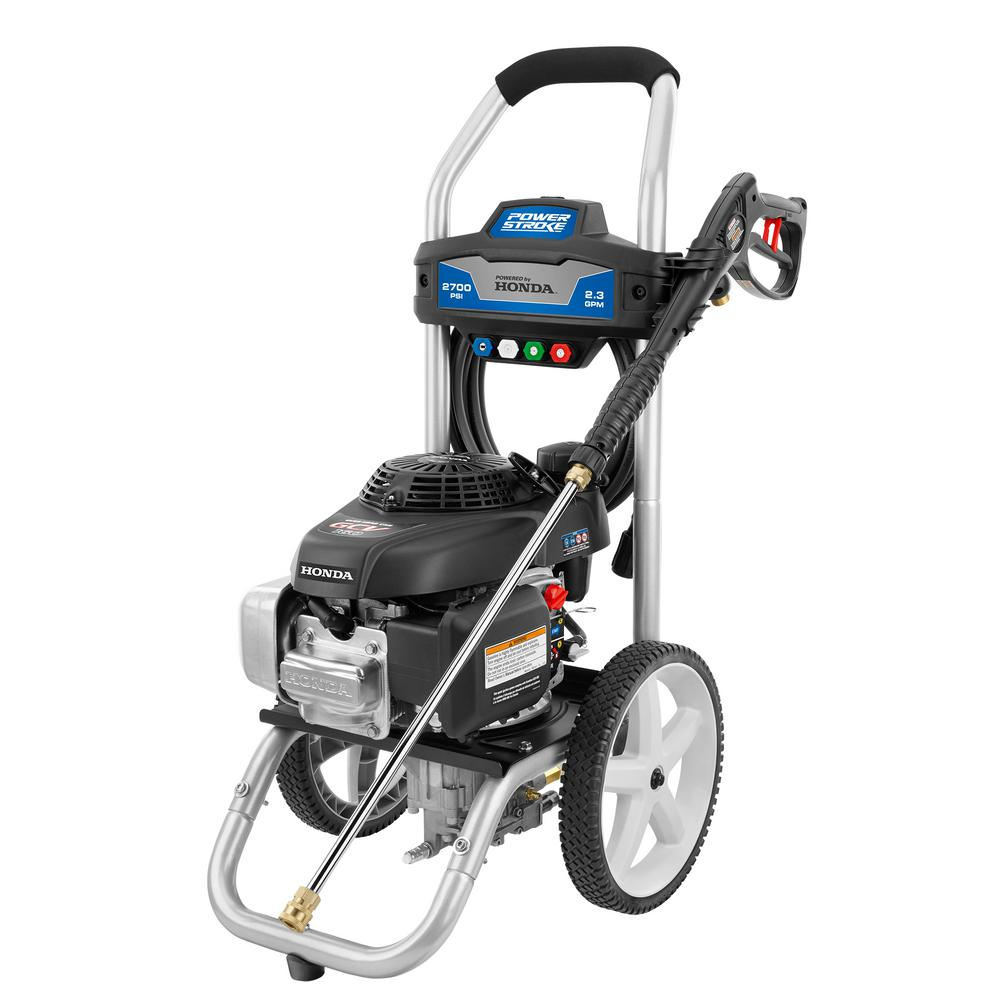 power it gas pressure washer 3000 psi manual