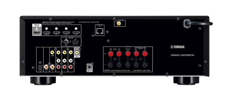 yamaha receiver manual rx v481