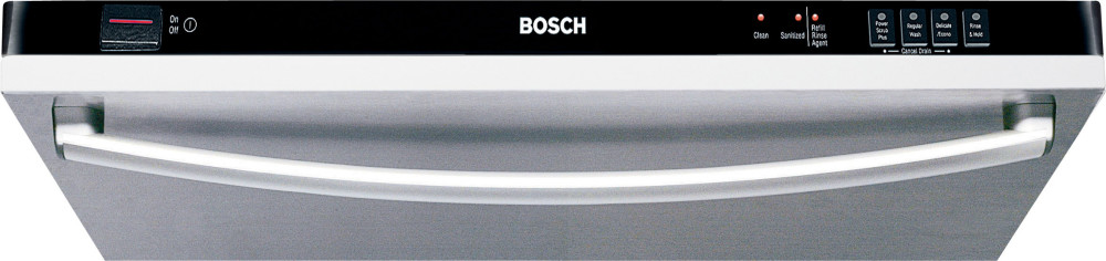 Bosch 300 series dishwasher installation manual