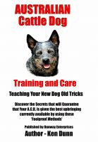 Australian cattle dog training pdf