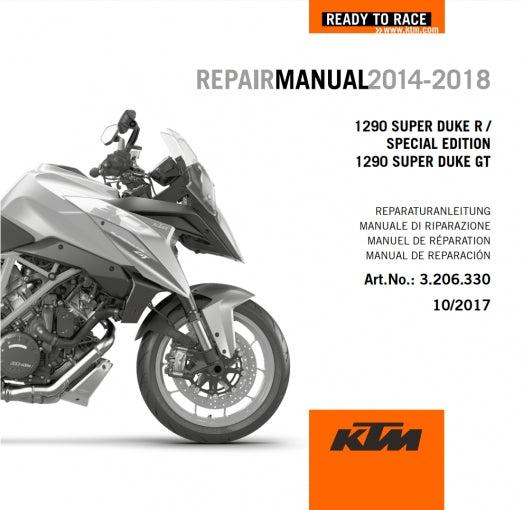 2017 ktm 500 service manual