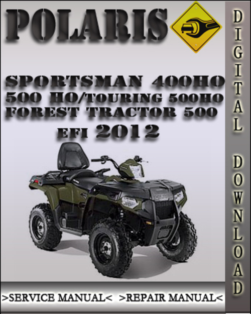 2001 polaris sportsman 500 ho service manual download