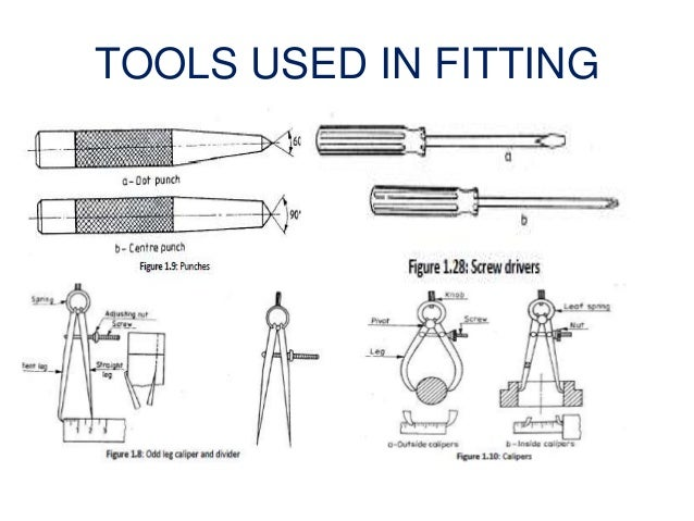 Engineering workshop tools and their uses pdf