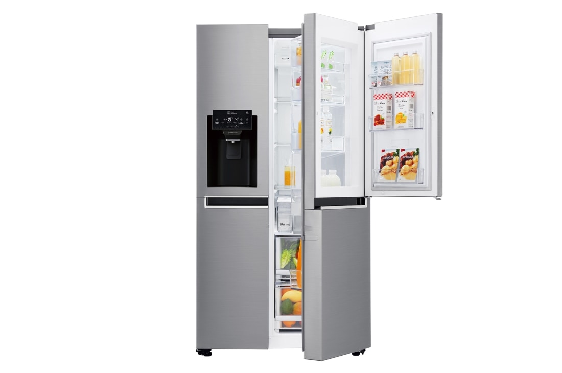 lg 590l side by side fridge manual