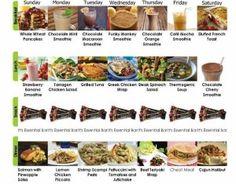 Betty rocker 30 day challenge meal plan pdf