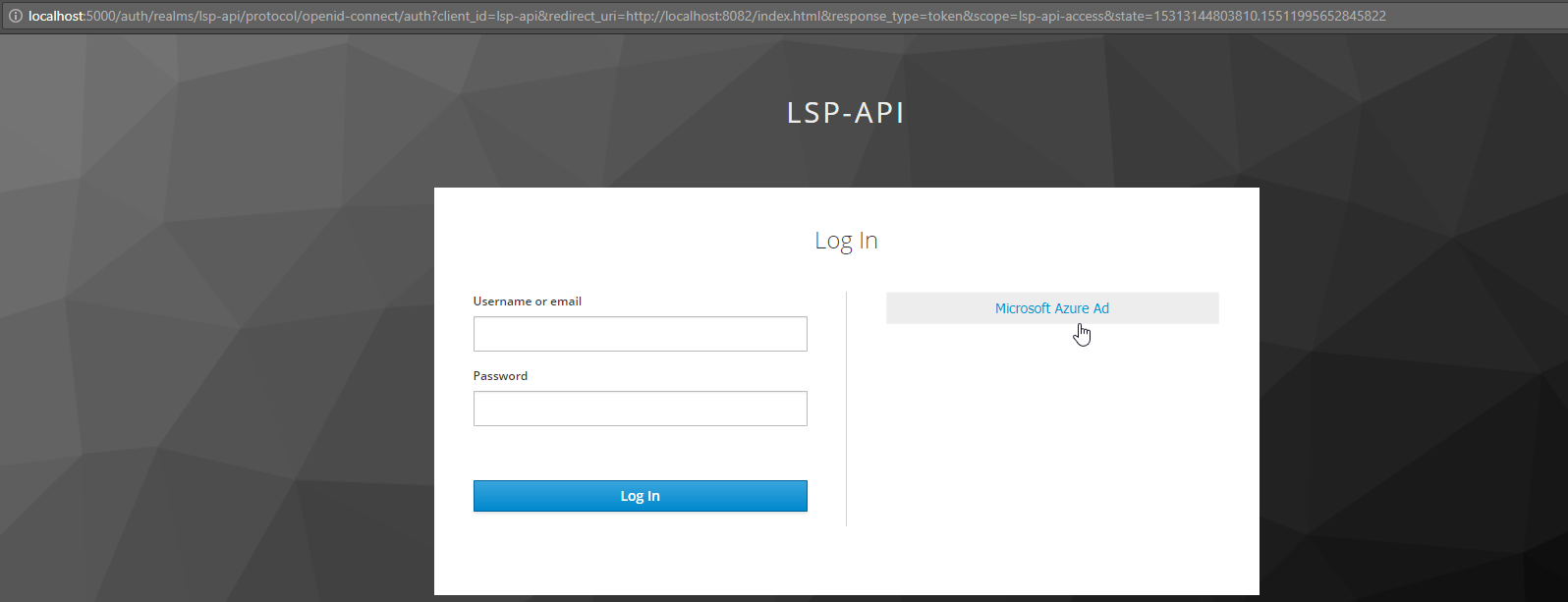 Azure ad application proxy status code badgateway url