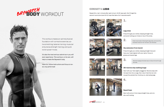 Baywatch body workout pdf free