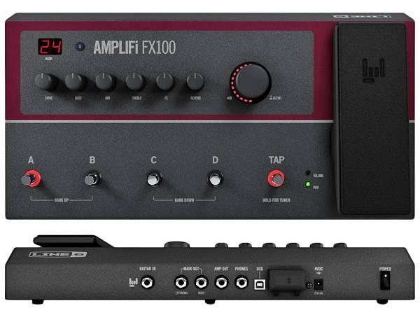 Line 6 amplifi fx100 manual
