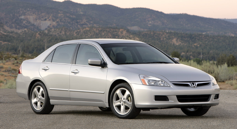 2006 honda accord user manual