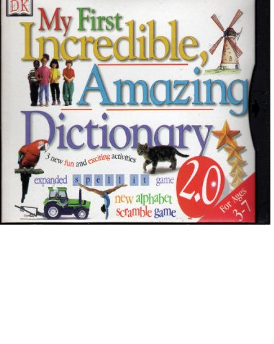 My first incredible amazing dictionary