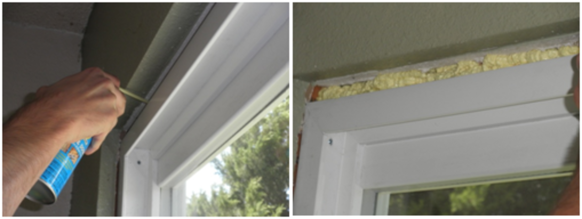 instructions to replace bradnams sliding glass window rollers