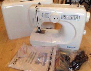 Omega deluxe denim sewing machine manual