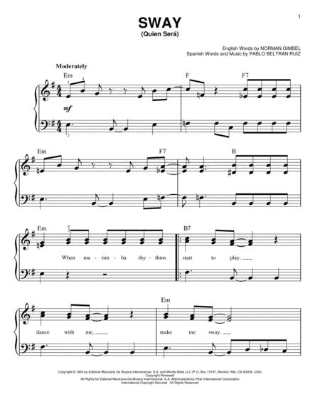 Dean martin volare chords piano pdf
