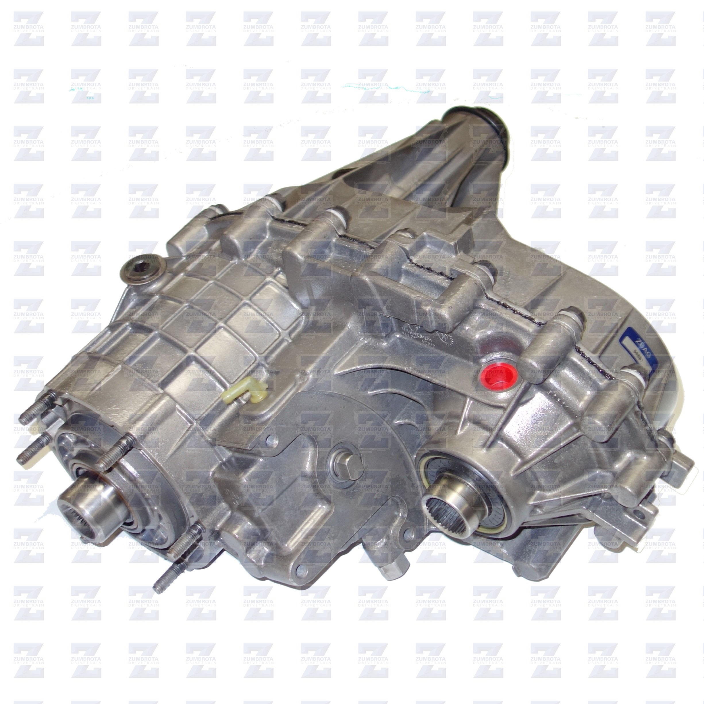 np246 transfer case service manual