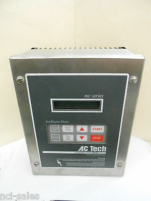 ac tech mc series vfd manual
