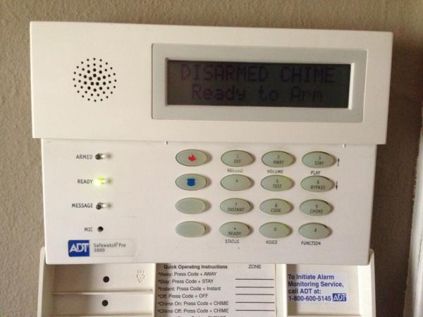 adt safewatch plus rf installation manual