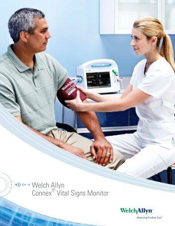 Welch allyn spot vital signs service manual