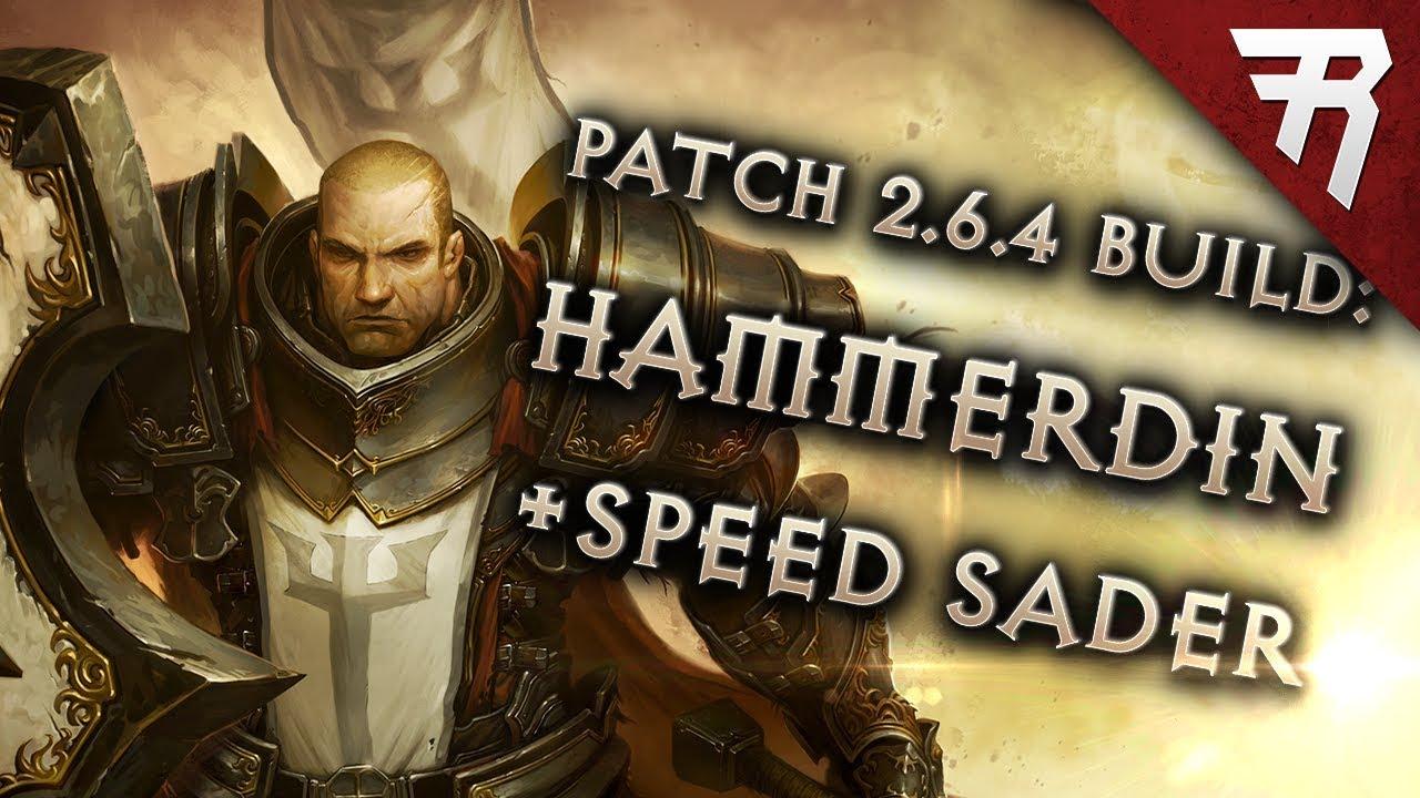 Diablo 2 hammerdin complete guide
