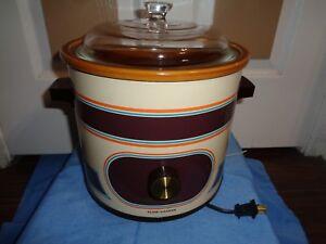 rival crock pot model 3100 manual