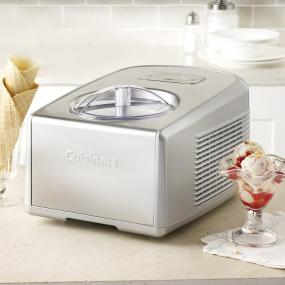 cuisinart ice cream maker instruction recipe book