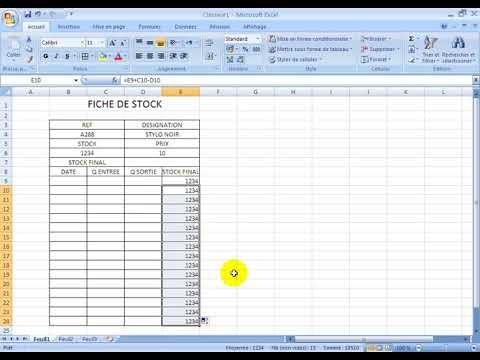 Logiciel de gestion des stocks pdf