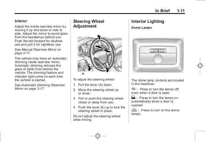 2013 cruze owner manual pdf