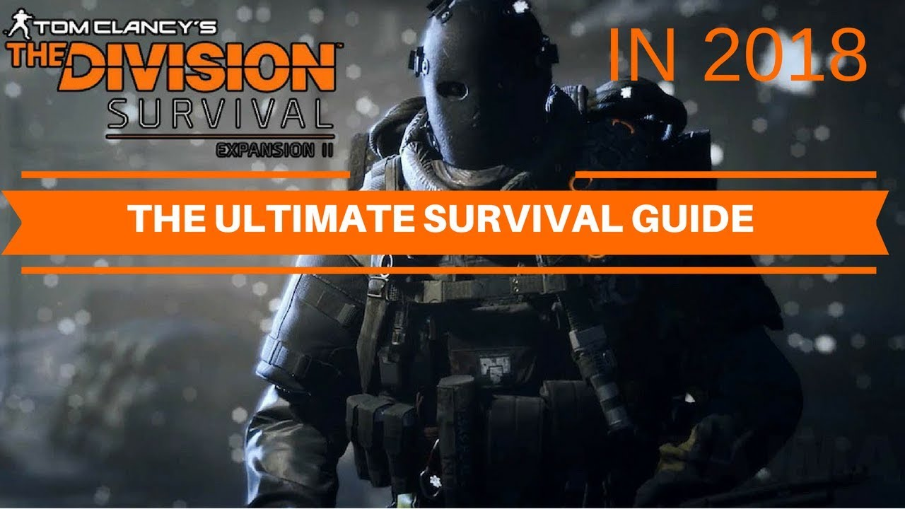 The division how to play survival