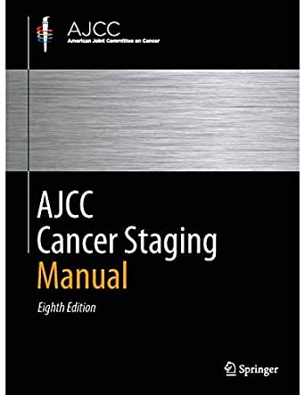 Ajcc cancer staging manual 8th edition ebook