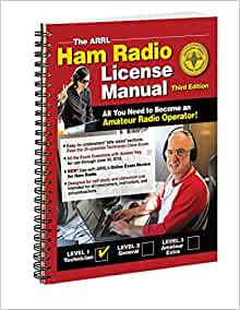 amazon ham radio license manual