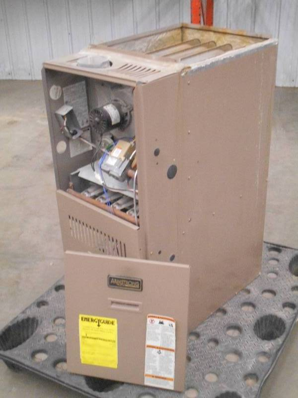 Armstrong ultra sx 80 furnace manual