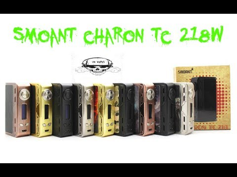 smoant charon tc 218 manual