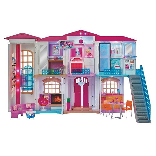 barbie dream house youtube instructions