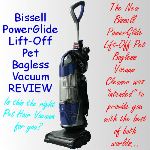 bissell lift off multicyclonic pet vacuum manual